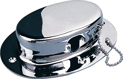 Seadog Anchor Rope Deck Pipe Chrome 322070