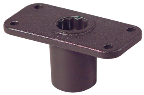 Fish-On Rod Holder/BBQ Flush Mnt Only 71455