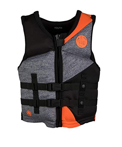 Radar TRA Boy's CGA Life Vest Youth 50-90lbs. (2019)