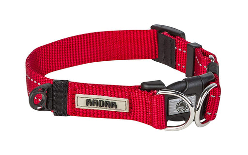 "Radar Dog Collar Red - 12.5""-18.5"" 