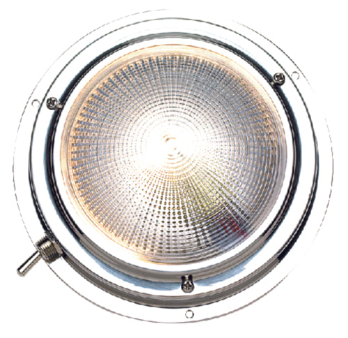 "Seachoice LED Dome Light 5"" S/S 50-03291"