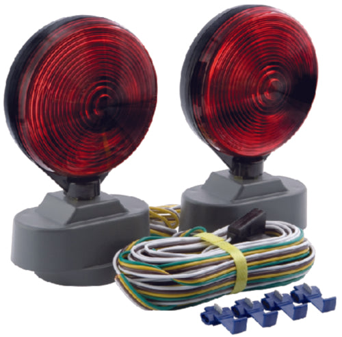 Optronics Trailer Tow Light Kit Magnetic Mnt TL-21RK
