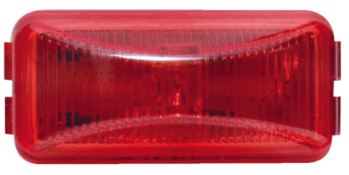 Optronics LED Mini Thin Marker/Clearance Light Red AL90RBP