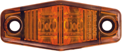 Optronics LED Mini Marker/Clearance Light Amber MCL-13A2BP