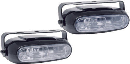 Anderson Slim Oval Ion Fog Lights Black Pr V5822
