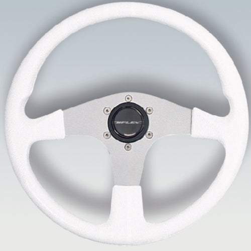 U-Flex Steering Wheel Corse White CORSEWS