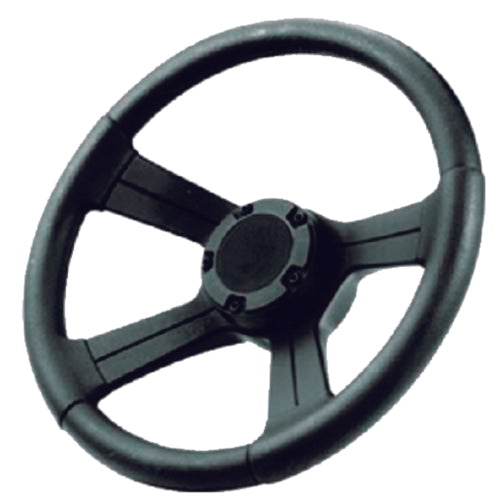 "Attwood Steering Wheel Soft Grip 13"" Black 8315-4"