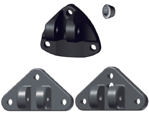 Lenco Trim Tab Mounting Bracket Replacement Kit 15099001