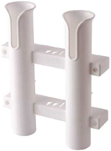 Seadog Tournament Fishing Rod Rack 2-Rod White 325028-1