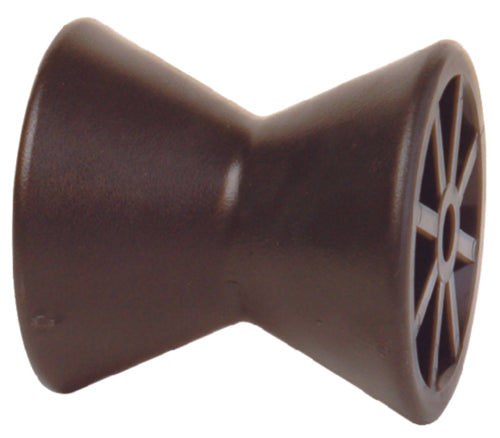 "Tie Down Bow Roller 4""x1/2"" Black 86400"