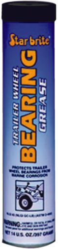 Starbrite Wheel Bearing Grease 14oz 26014