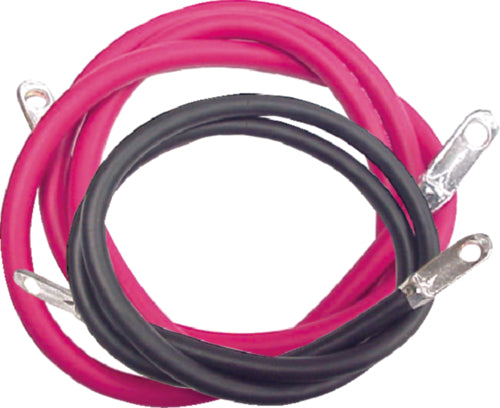 Sierra Battery Cable Red 4-Gauge/2ft 11-BC88523