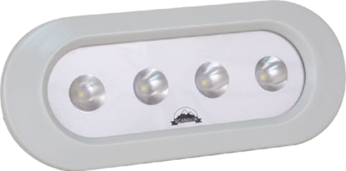 Scandvik LED Spreader Light White 41343P