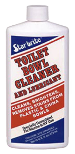 Starbrite Toilet Bowl Cleaner/Lubricant 16oz 86416