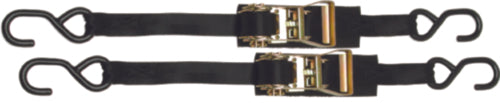 BoatBuckle H/D Ratchet Transom Tie Down 1''x3ft Pr F14209