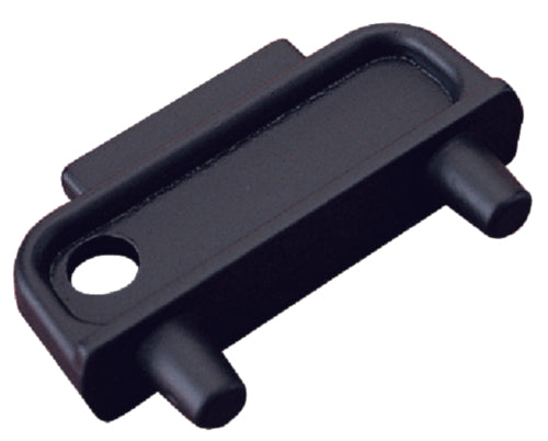 "Seadog Deck Plate Key 1-3/16"" Black 357399-1"