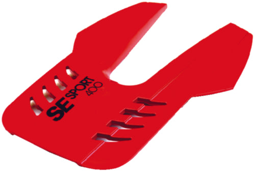 SE Sport 400 Hydro Foil Trim Cover Red 75657