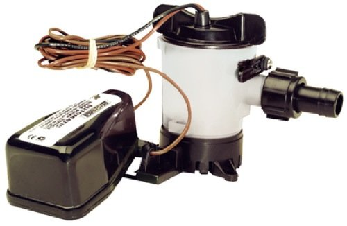 Seachoice Bilge Pump & Float Switch 750gph 50-19001