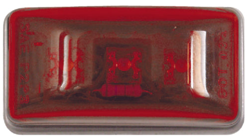Seachoice LED Side Marker/Clearance Light Stud Mnt Red 50-52691