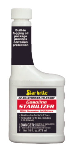 Starbrite Gas Storage Additive 16oz 84316
