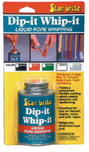 Starbrite Dip-It-Whip-It Black 4oz 84908