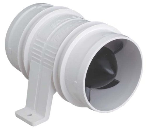 "Attwood Turbo 3000 Bilge Blower In-Line 3"" Water Resistant 1733-4"