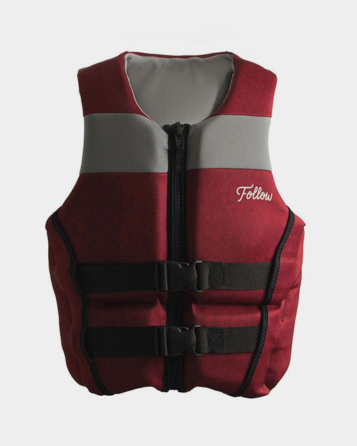 Follow Women's Sublimated CGA Life Vest Red | 2020