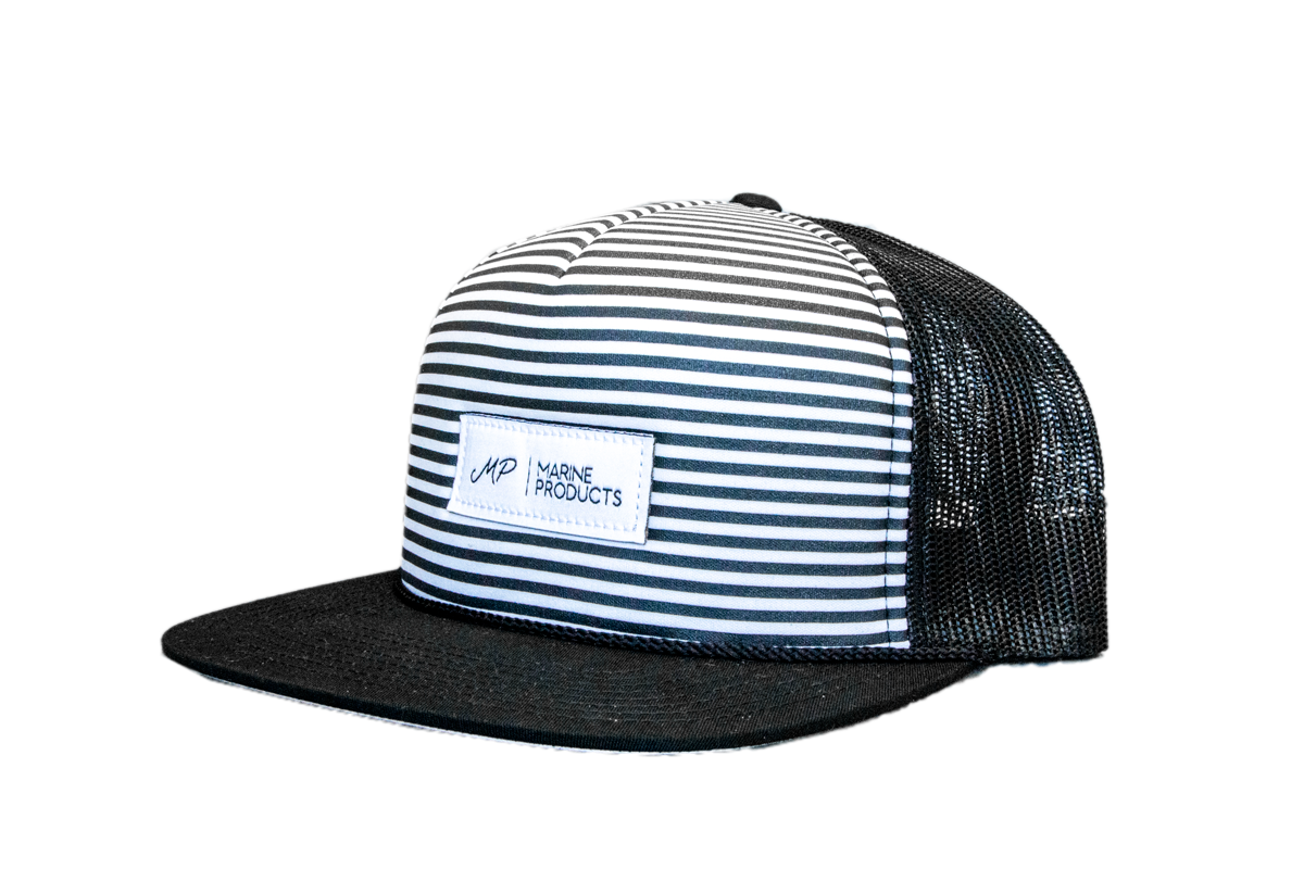 Marine Products Striped Snapback