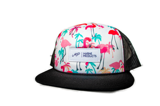 Marine Products Flamingo Snapback