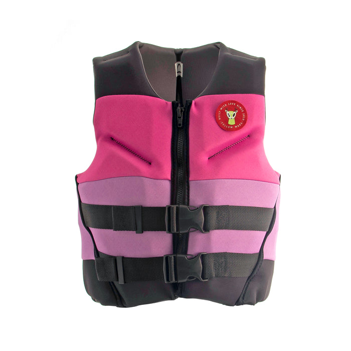 Follow Kid's POP CGA Life Vest Pink | 2021 | Pre-Order