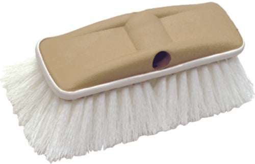 "Starbrite Dlx Block Brush w/Bumper 8"" 40163"