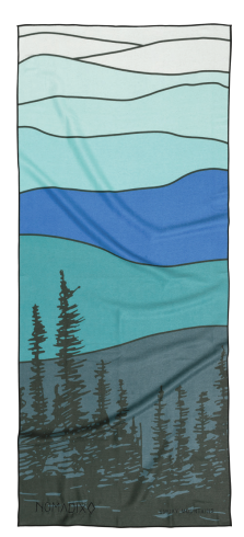 Nomadix National Parks Great Smokey Mountains Towel | 2020
