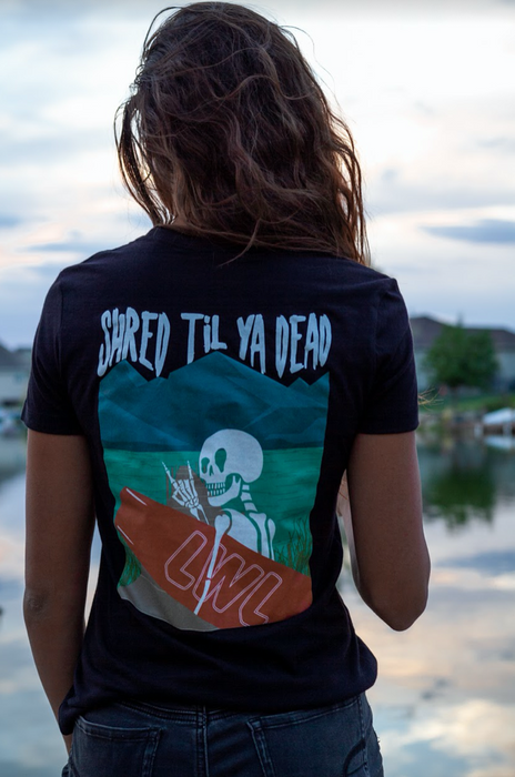 Lake Wake Life Women's Till Ya Dead | 2021