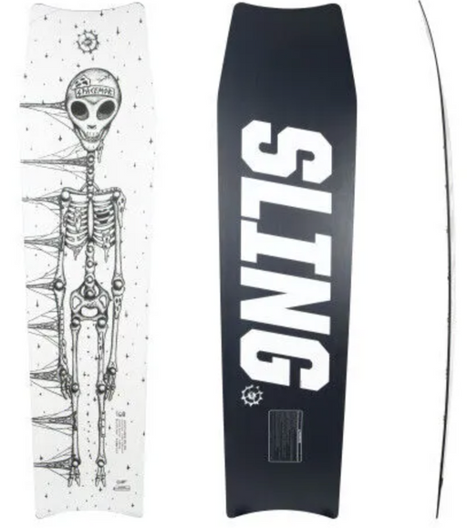 Slingshot Space Tomb 160 Wakeboard | 2021