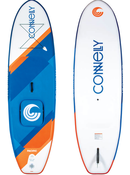 Connelly Pacific Inflatable SUP 10.6FT | 2021 | Pre-Order