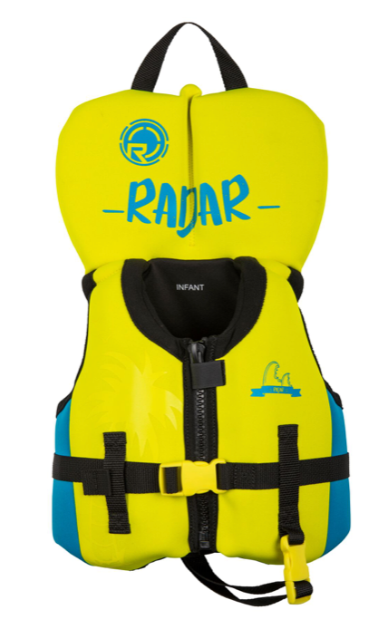 Radar Boy's CGA Life Vest Toddler 0-30lbs. (2019)