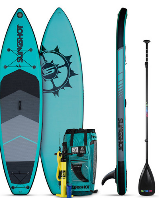 Slingshot Air-Tech Inflatable SUP 11' Aqua | 2019