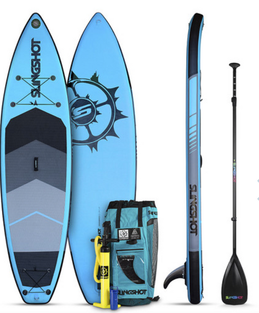 Slingshot Air-Tech Inflatable SUP 11' | 2021 | Pre-Order