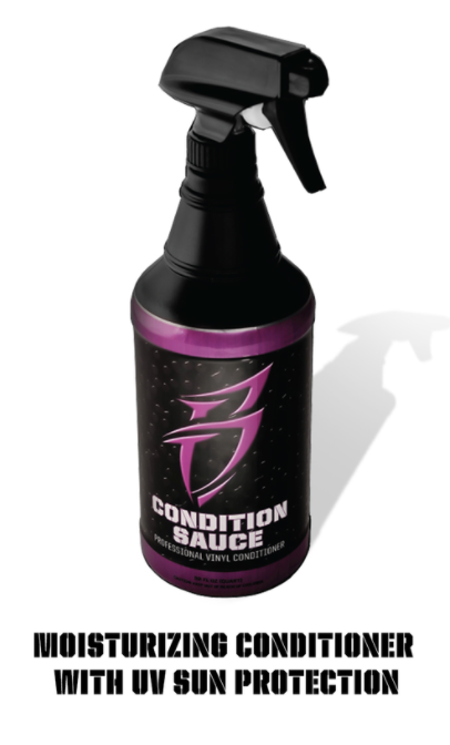 Boat Bling Condition Sauce Interior Cleaner Qt CS-0032