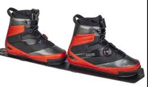 Radar Vapor Rear Left Waterski Boot | 2016
