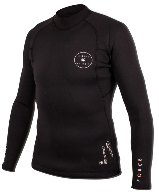 Liquid Force 2MM Eco Suit Neo Top BLK | 2020