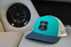 Marine Products MP Teal/NVY Hat 6P Snap Back | 2019
