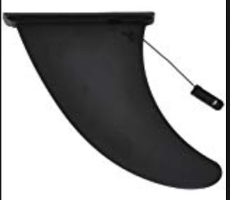 "O'brien iSUP Center 9"" Fin Kit 