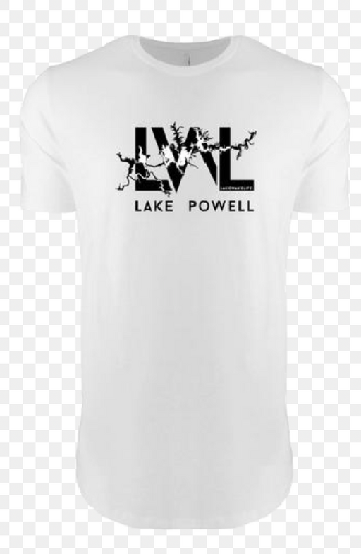 Lake Wake Life Lake Powell Tee WHT | 2019