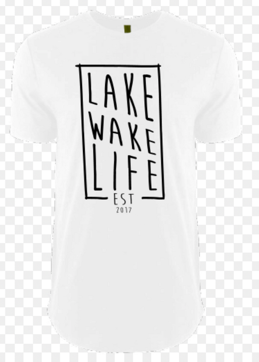 Lake Wake Life Sticks Tee WHT | 2019