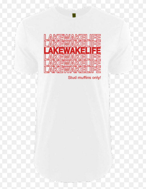 Lake Wake Life Thanks Tee WHT | 2019