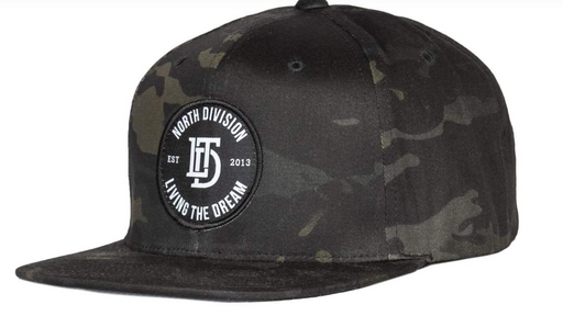 Team LTD Camo Patch Hat | 2019