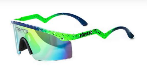 Team LTD Thrasher Glasses Green | 2019