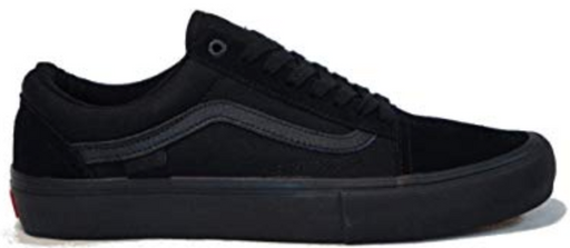 Vans Men's Skool Pro Blackout | 2019