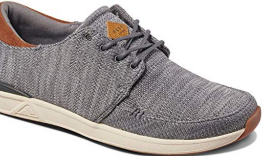 Reef Men's Rover Low Dark Grey | 2015